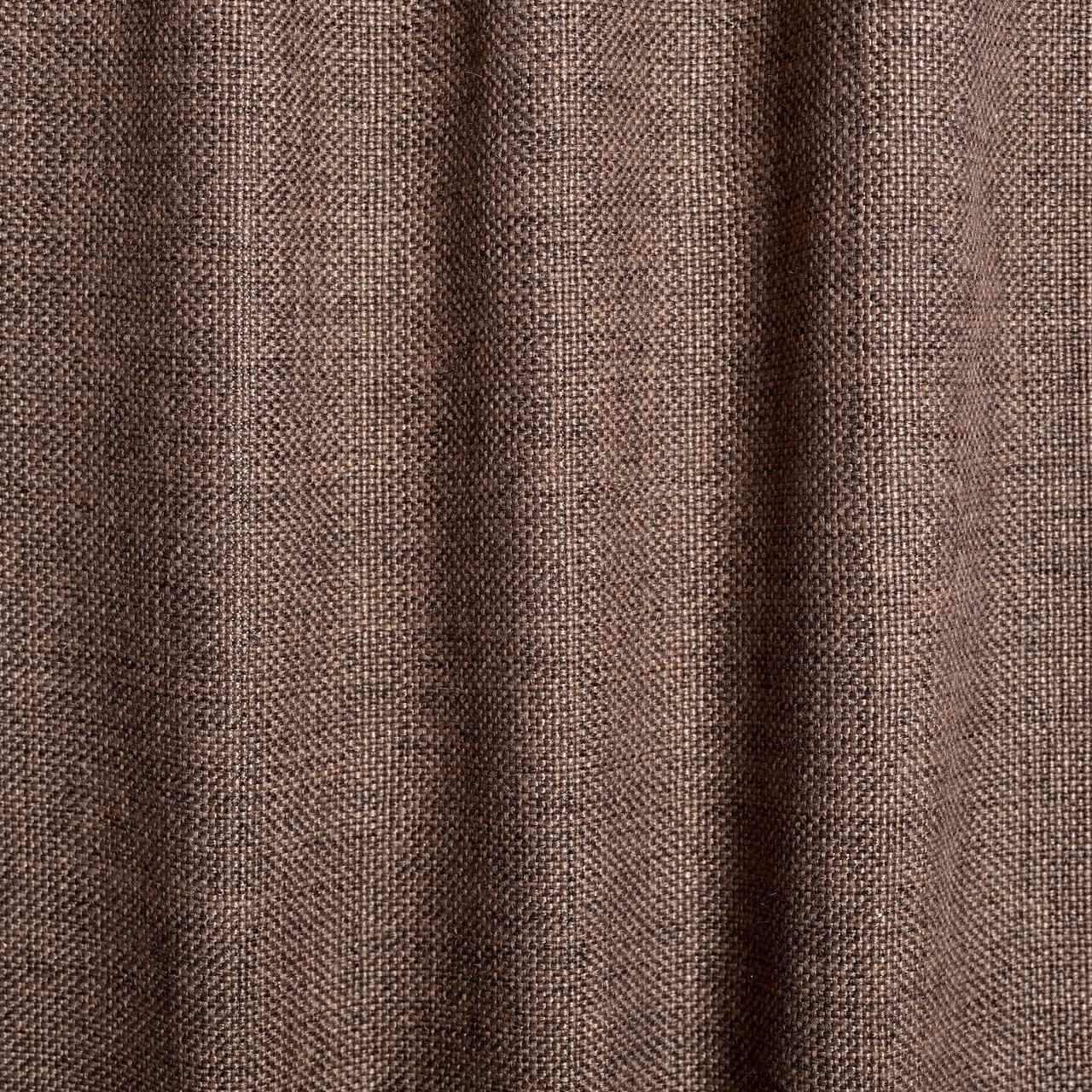 Шторная ткань рогожка