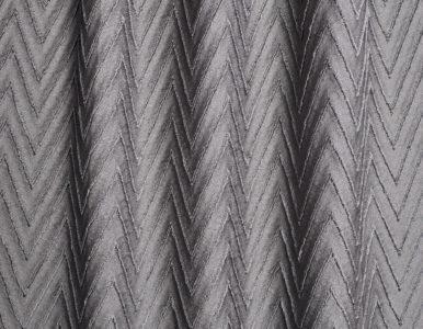 Шторная ткань с геометрическим рисунком/вышивкой