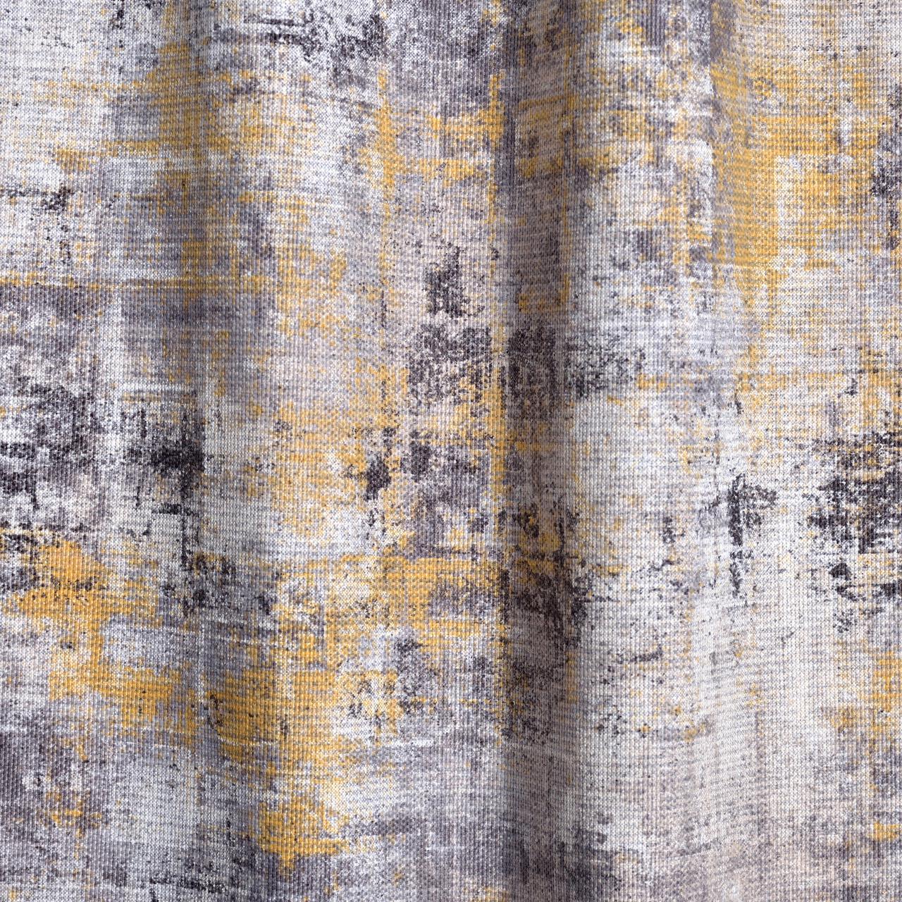 Шторная ткань с рисунком под штукатурку