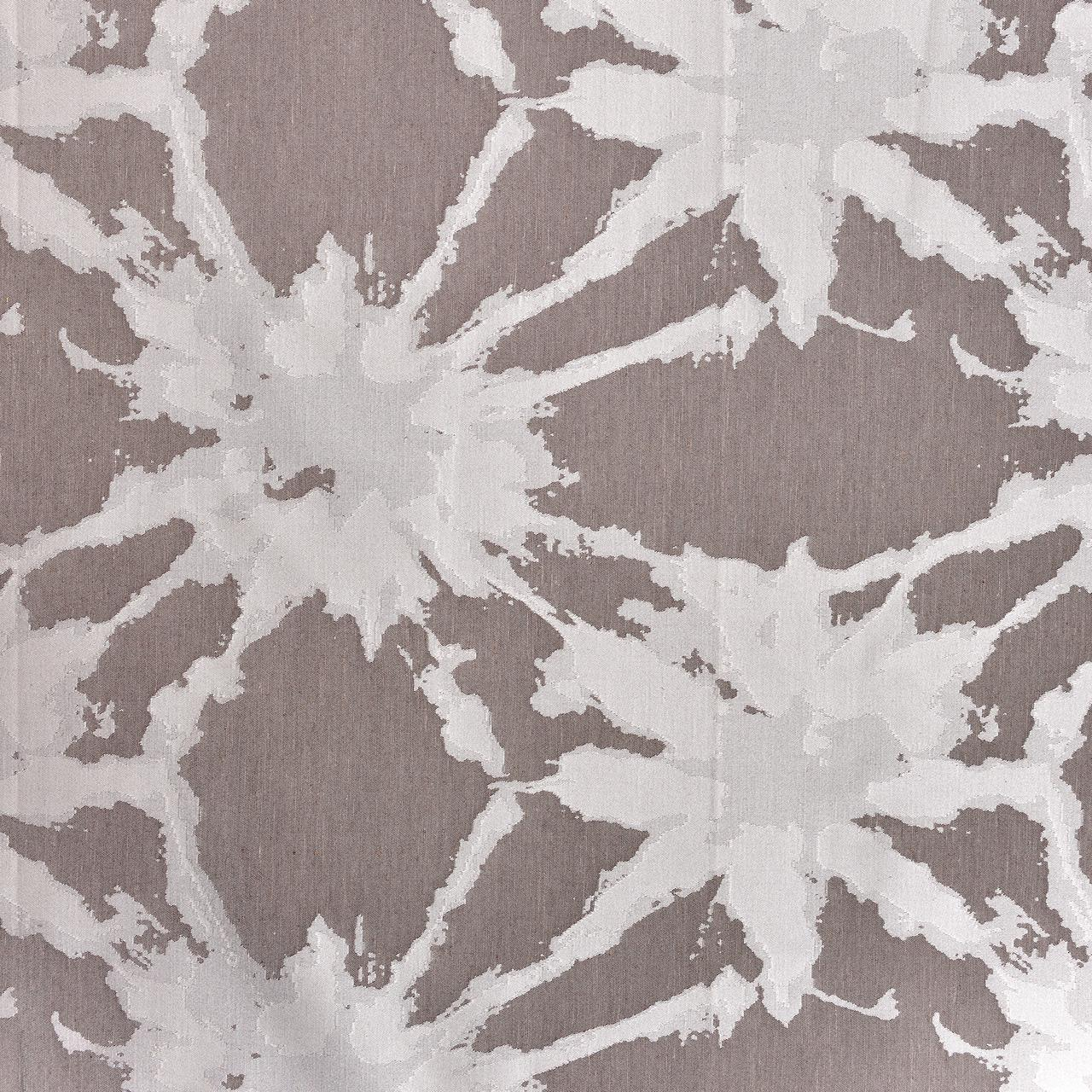 Шторная ткань с абстрактным рисунком