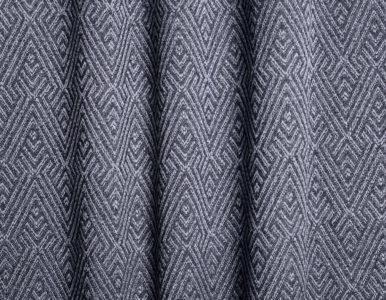 Шторная ткань с геометрическим рисунком